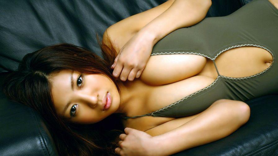 Big tit sex asian