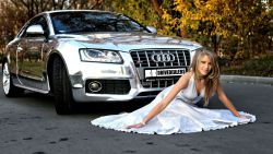 Chrome Audi Avtomobili