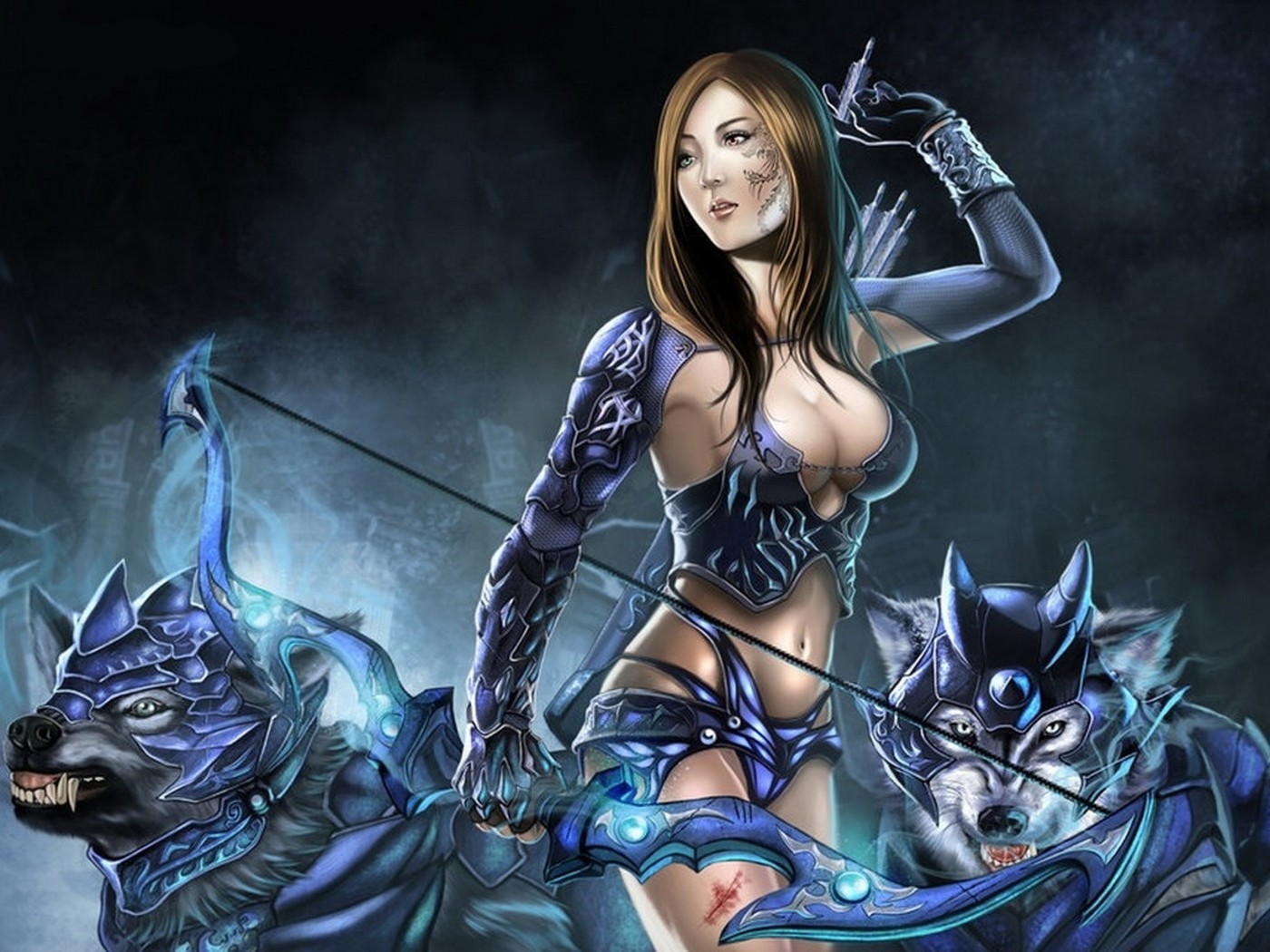 Fantasy archers female topless erotica funny porn star
