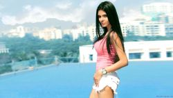 Indian Model Sherlyn Chopra 417