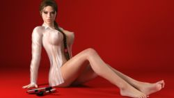 Lara Croft Sexy Wallpapers