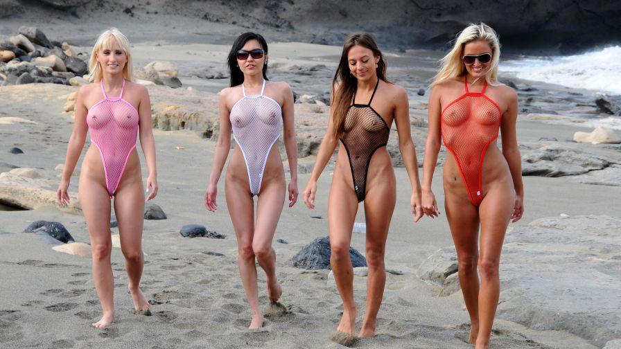 эротические купальники для женщин