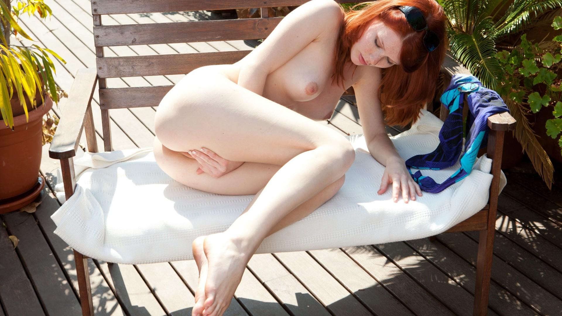 Рыжие девушки мастурбация, Порно видео: МастурбацияРыжие. Лучших порно 10 фотография