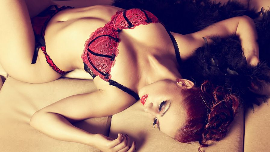 Девушки в эротическом нижнем белье видео