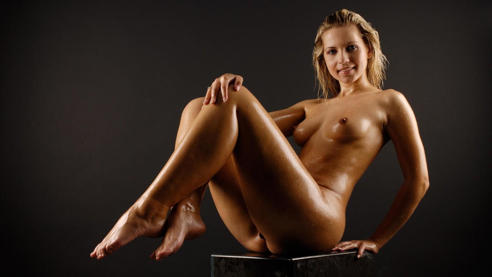 голые спортивные девушки