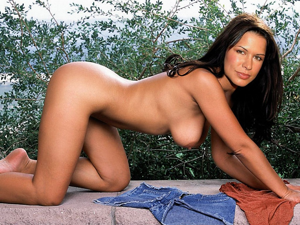 from Dexter rhona mitra naked ass