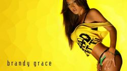 Brandy Grace Sexy Wallpapers